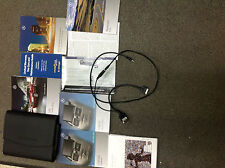 2011 MERCEDES BENZ GLK CLASS GLK Owners Manual SET KIT W CASE + Adapter & CD OEM