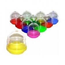 "50 1"" Empty Capsules Vending Candy Bulk Toys Gift"