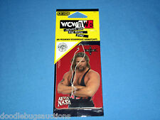 New/MINT/Sealed WCW/NWO WRESTLING Photo Air Freshener KEVIN NASH Big Sexy Diesel