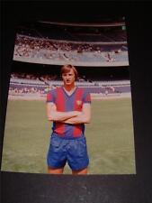 BARCELONA HOLLAND NETHERLANDS & AFC AJAX LEGEND JOHAN CRUYFF RARE ORIGINAL PHOTO