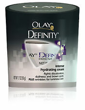 NEW SEALED Olay Definity Intense Hydrating Cream, 1.7 Ounce RARE