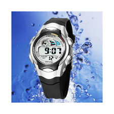 OHSEN digital Watch for Boys Girls Kids black Alarm from Mel