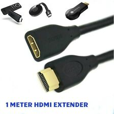 HDMI Male to Female Extender Extension Wire Cable/Lead FOR Amazon Fire Stick TV