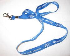 Ford Besser ankommen Schlüsselband Lanyard NEU (T101)