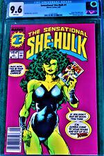 The Sensational She-Hulk #1***Origin of SHE-HULK retold***Story by John Byrne***