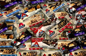 50 Assorted Flavor ATKINS - ADVANTAGE  ENDULGE - PROTEIN MEAL SNACK TREAT BARS 2