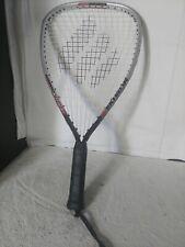 Ektelon Viper Oversize Racquetball Racquet 1000 Power Level 105 Sq In. Euc