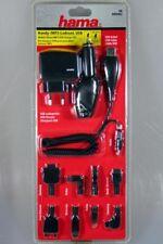 Hama Handy MP3 Ladeset USB Kabel Ladegeräte Sony Ericsson Motorola Nokia Samsung