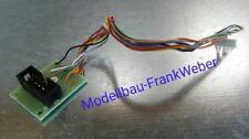 6740 Kabelbaum Kabel mit Stecker   Bagger Liebherr  Siku control 1 :  32