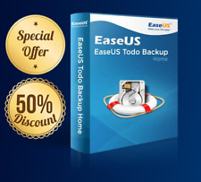 EaseUS Todo Backup Home 2019 Version 11.5 Lifetime Use License- windows Download
