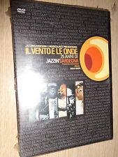 DVD IL VENTO E LE ONDE 25 ANNI DI JAZZ IN SARDEGNA JAZZIN` SARDEGNA