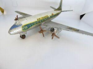 DINKY TOYS - AVION / PLANE - VICKERS VISCOUNT 60E AIR FRANCE - A RESTAURER