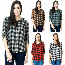 Collared Classic Casual Petite Tops & Shirts for Women