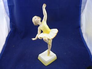Royal Worcester Tuesdays Child designed by F Doughty VERY RARE black backstamp
