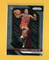 D17194  2018-19 Panini Prizm #80 Wendell Carter Jr. ROOKIE CARD