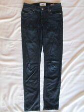 $169 Paige skyline skinny size 25 blue jeans low rise pants RN27002 mona