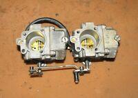 Johnson Evinrude 40 HP Carburetor Assembly Set PN 0395790 0395792 Fit 1985-1993