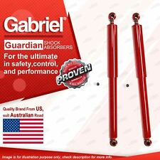 2 x Rear Gabriel Guardian Shock Absorbers for Holden GMH Rodeo TFR TFS RA
