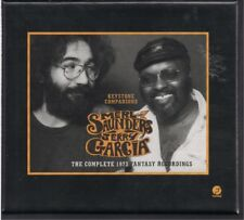 Complete 1973 Fantasy Recordings * by Merl Saunders & Jerry Garcia (4 CD, 2012)