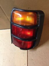 1999 2000 Mitsubishi Endeavor Tail Light Assembly Driver Factory OEM