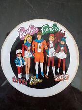 Vintage/Rare Autocollant (Sticker) BARBIE (Francie - KEN - Skipper - TUTTI) n°2