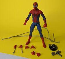 "AMAZING SPIDER-MAN 2 7"" action figure 2014 Marvel Diamond Select"