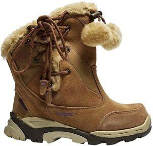 HI-TEC VAIL LACE 200 JR - Girls Winter / Walking Boots Size 2 UK - EU 34. New