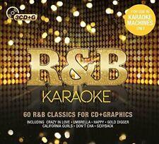 KARAOKE/R&B KARAOKE (Timberlake, Justin, Shakira, Eminem,  Beyoncé) 3 CD NEUF