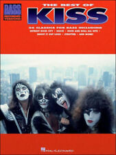 KISS BASS GUITAR TABLATURE / ***BRAND NEW*** /  KISS BASS GUITAR TAB SONGBOOK