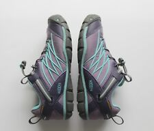 Women's Keen Purple and Blue Outdoor Hiking Sneaker Shoes Size 5