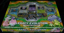 Pokemon Pack Legacy Evolution Pin Collection - English