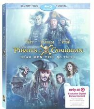 PIRATES OF THE CARIBBEAN(BLU-RAY+DVD+DIGITAL HD)TARGET EXCLUSIVE BONUS CONTENT