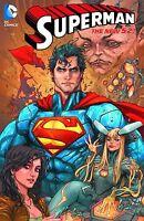 Superman Vol 4:  PSI War by Scott Lobdell HC DJ 2014 DC Comics New 52