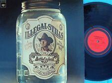 Stills Stills ORIG US LP Illegal stills EX '76 Columbia Crosby Stills Nash