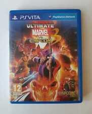 Ultimate Marvel vs. Capcom 3 PS Vita