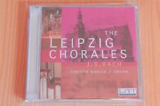 Bach JS - The Leipzig Chorales - Christa Rakich - 2 CD Neuf New
