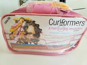 Curlformers Spiral Curls Styling Kit Brand New Long Hair