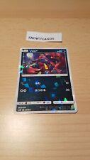 Japanese - Zorua - 069/150 - Shattered Holo - Pokemon Card - SM8b