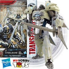 Hasbro Transformers - The Last Knight Steelbane ( Deluxe , Premier Edition )