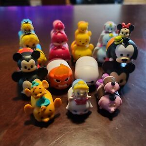 Disney Tsum Tsum Vinyl Figures Small Medium Large Series 1 One Collection lot