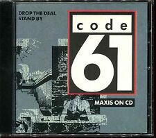 CODE 61 - DROP THE DEAL / STAND BY - FRENCH CD MAXI [2713]