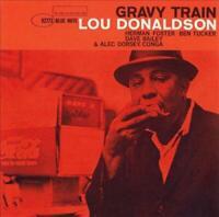 LOU DONALDSON - LOU DONALDSON: GRAVY TRAIN [REMASTER] NEW CD