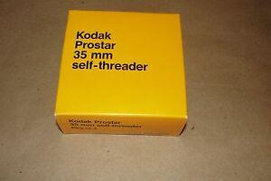Vintage KODAK PROSTAR 35mm Self-Threader (CAT 199 1009)