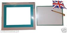 SIEMENS TouchScreen & Protective film TP270-10 TP270 6AV6545-0CC10-0AX0