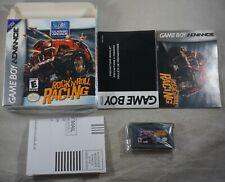 Rock N Roll Racing (Nintendo Game Boy Advance Gameboy) GBA Complete Mint