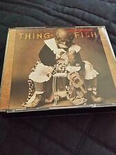 "Thing Fish Frank Zappa 2 CD Ryko Made in Japan Steve Vai Johnny ""Guitar"" Watson"