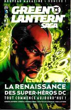 Green Lantern Saga N°1 - Urban Comics- D.C. Comics - Juin 2012