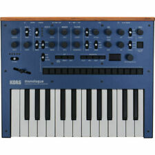 Korg Monologue Keyboard Synthesiser - Blue