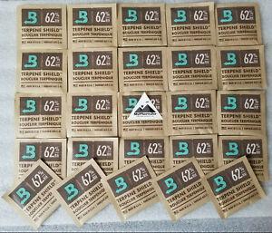 25 Pack - Boveda 62% 8 gram Humidity 2 Way Control - Experience MyPharmJar