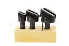 """SHARS 1/2"""" SHANK FLY CUTTER INCLUDES 3/4"""", 1-1/8"""", 1-1/2"""" MILLING HARDENED STEEL"""